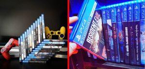 juegos digitales o físicos de PS4 en PS5